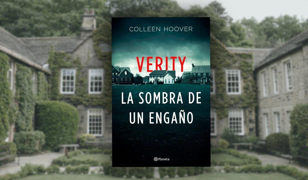 "Colleen Hoover se lanza al thriller romántico con ""Verity"""