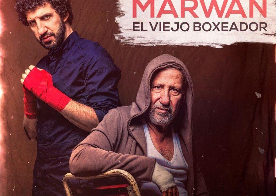 """Marwán publica """"El Viejo Boxeador"""", un álbum optimista y valiente"""