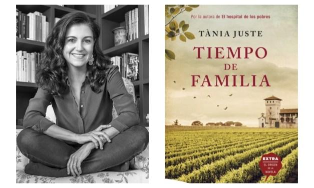 """""""Tiempo de familia"""", la saga familiar de Tània Juste"""