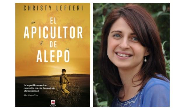 """""""El apicultor de Alepo"""", la cruda y emotiva novela de Christy Lefteri"""