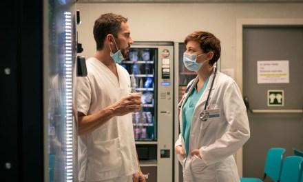 """""""Besos al aire"""" llega a Disney+: la comedia romántica que homenajea a los sanitarios"""