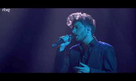 """""""Voy a quedarme"""" es la canción con la que Blas Cantó representará a España en Eurovisión"""