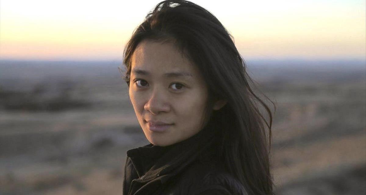 Chloé Zhao, una mujer haciendo historia en los Globos de Oro - WHY NOT