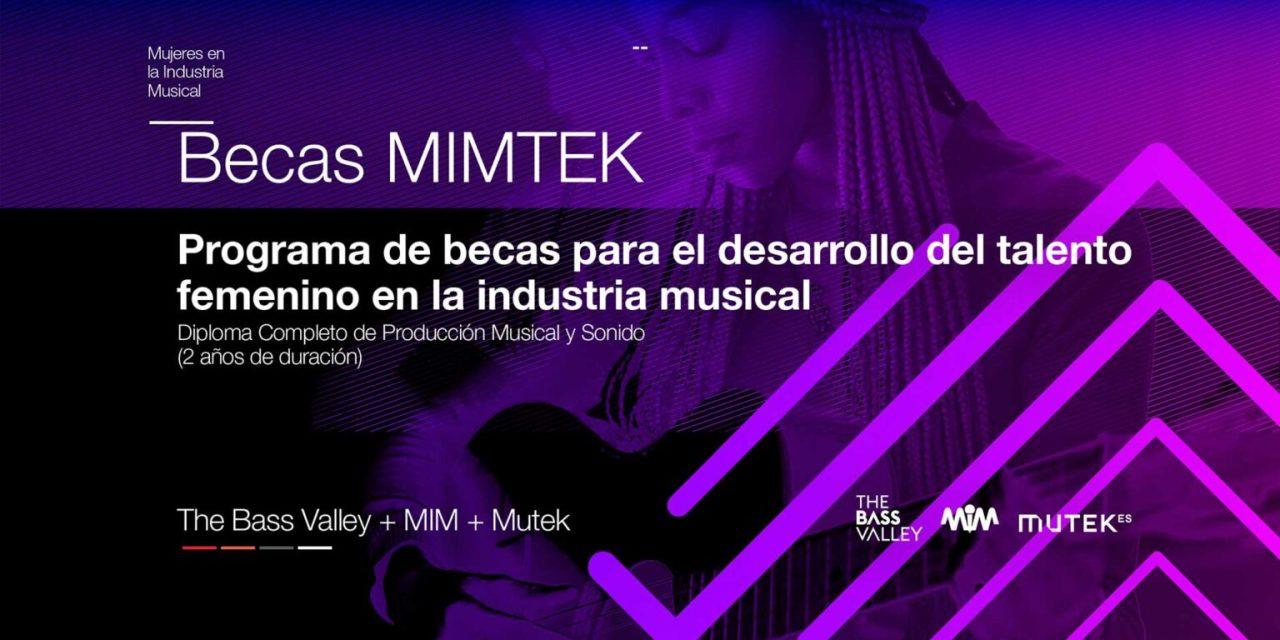 Nacen las Becas MIMTEK para impulsar el desarrollo del talento femenino en la música
