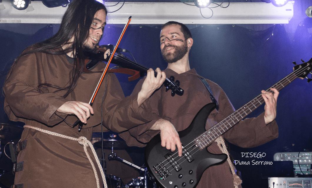 Lèpoka vuelve a los escenarios con el estreno de Dani Fuentes al violín