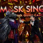 Erizo le da la victoria a Joaquín Cortes en la final de 'Mask Singer 2'