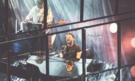 La Tarraco Arena, una de las paradas de la gira 'Mayday & Stay Tour' de Pablo López