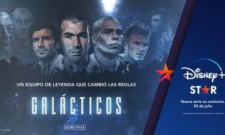 Disney+ emitirá la docuserie 'Galácticos': la historia jamás contada del Real Madrid