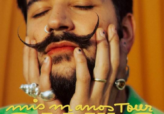 Camilo llega a Tarragona en su primera gira por España, 'Mis Manos Tour'