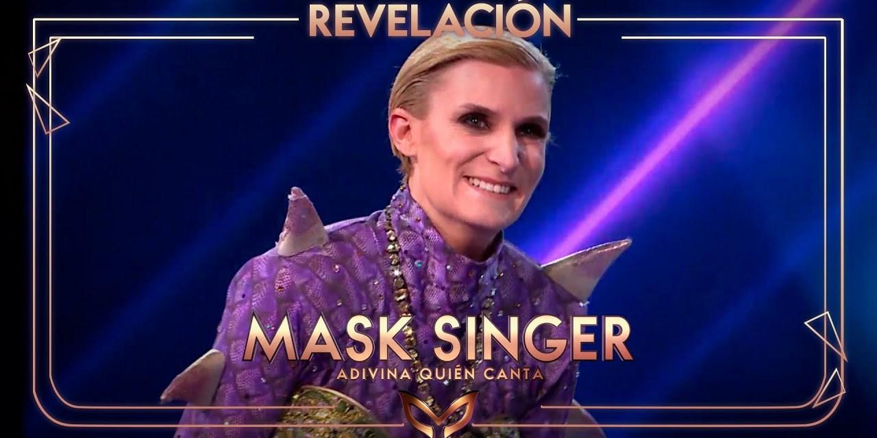 María Zurita se escondía debajo de Dragona en 'Mask Singer'; Pepe Reina sorprende como máscara invitada