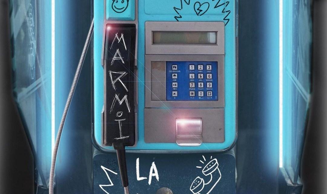 Marmi lanza 'La llamada', su nueva canción con un toque pop rockero