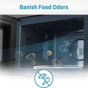 Banish Food Odors