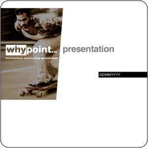 whypoint presentation square