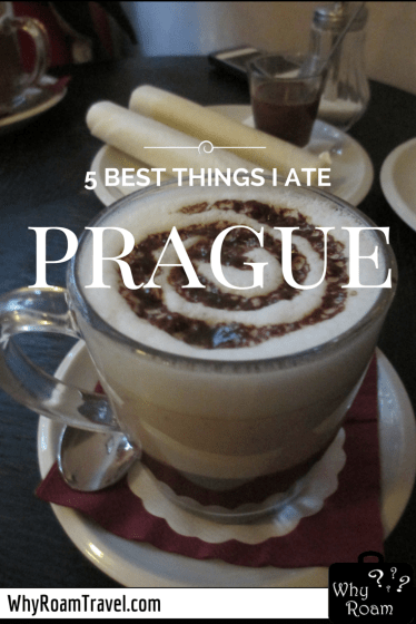 5 Best Things I Ate in Prague | WhyRoamTravel.com