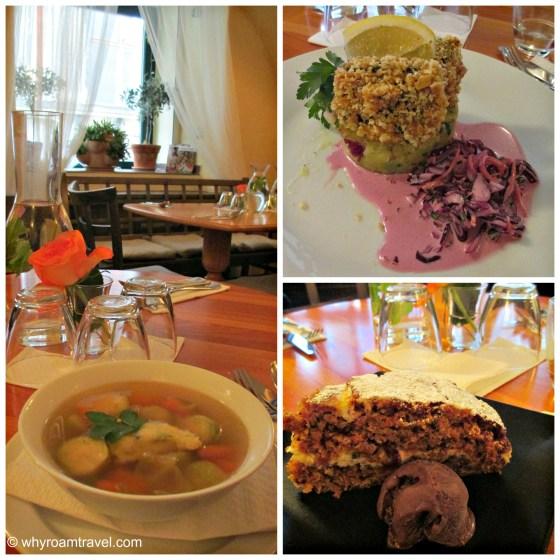 Estrella in Prague - Vegetarian Restaurants in Prague | whyroamtravel.com