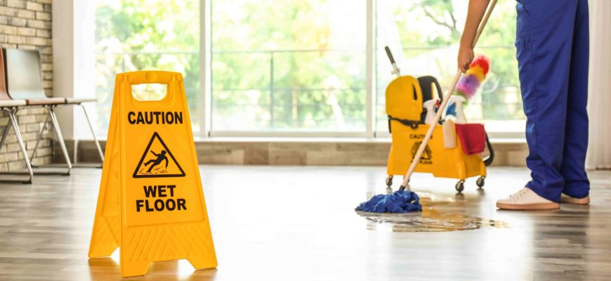 The Benefits of Booking Professional Office Cleaning