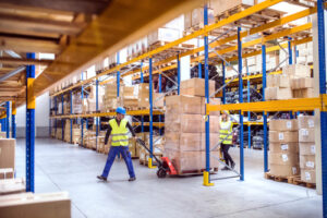 What is the most reliable distribution center cleaning service in Charlotte