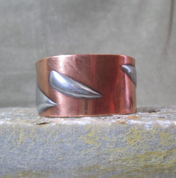 Tribal Claw Mark Cuff Bracelet