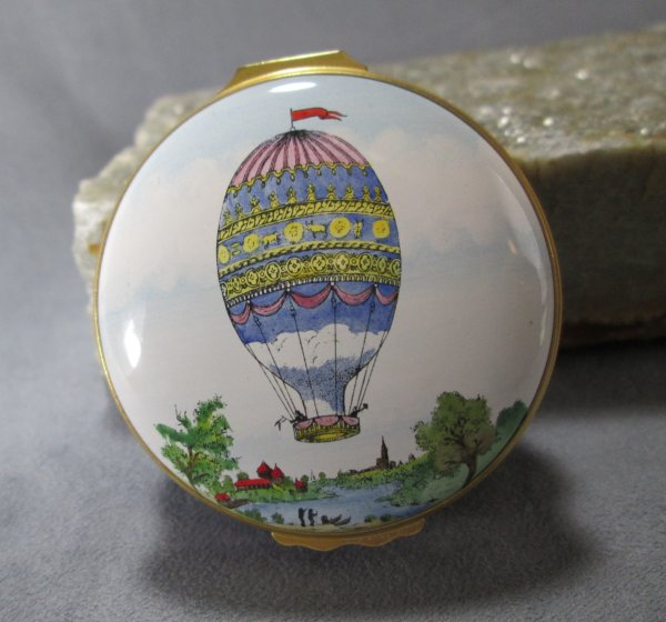 Halcyon Days Hot Air Balloon