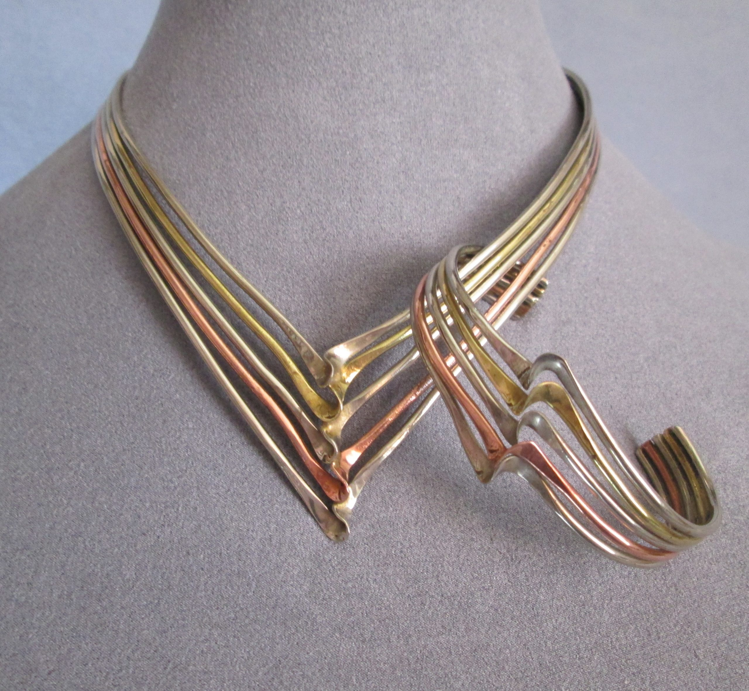 Artisan Mixed Metal Set