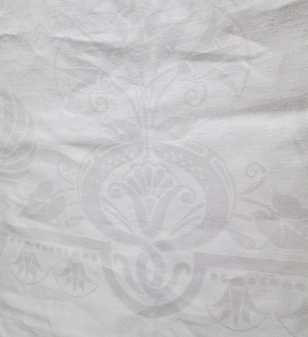 Scarab Damask Tablecloth
