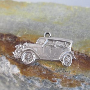 1912 Chalmers car bracelet charm