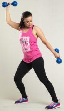 Hannah Member Workout