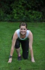 Hannah Nolan Running Feature