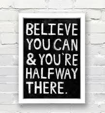 Believe You Can - Am to Maintain