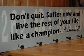 Don't Quit Now - Enjoy Taper Time