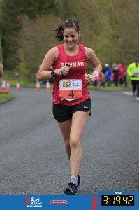 Hannah Nolan No 4 coming 4th