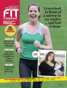 Irish Independent Fit Magazine Cover