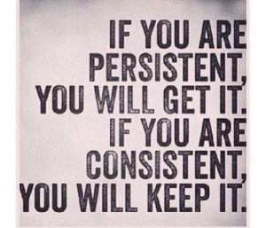 Be Persistent with Business & Why Weight Ireland