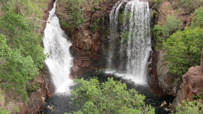Northern Territory waterfall