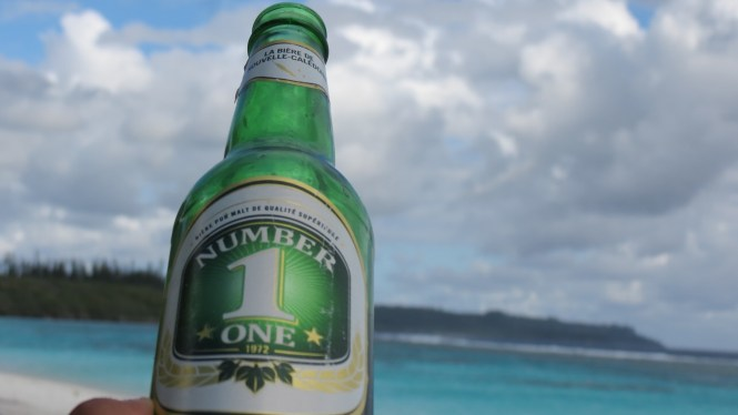 Beer of New Caledonia