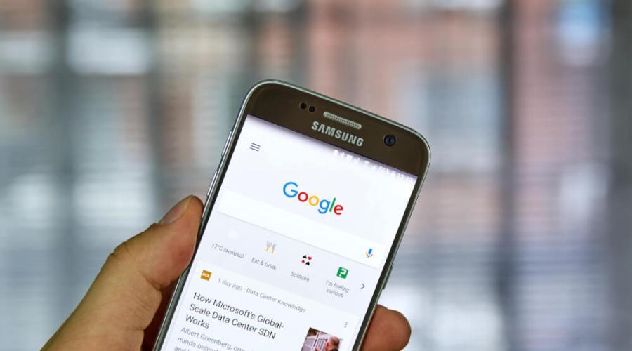 Restyling delle SERP mobile di Google