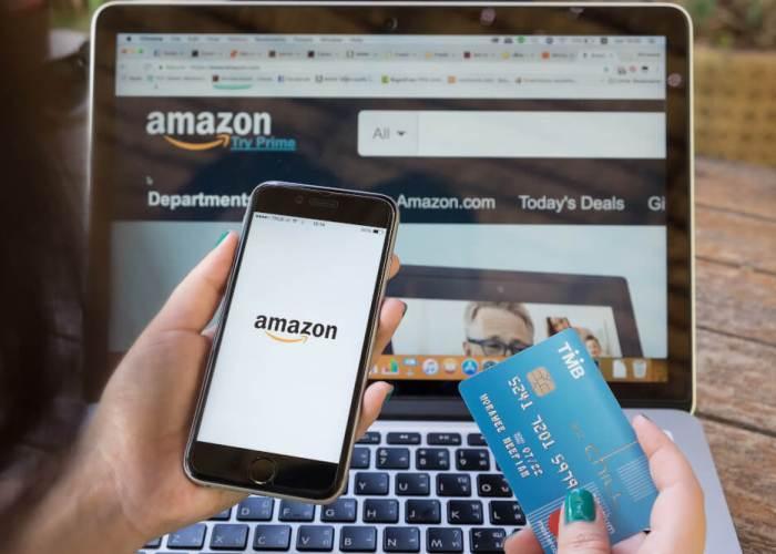 Amazon A/B test