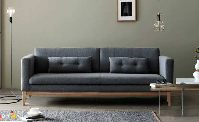 Sofa Retro Stockholm Vintage Scandinavian Furniture Jepara