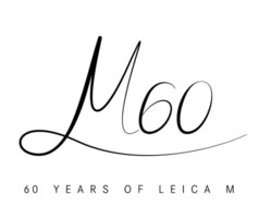 Leica M60 logo