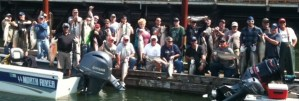 2014 WICA Fishing Derby group shot