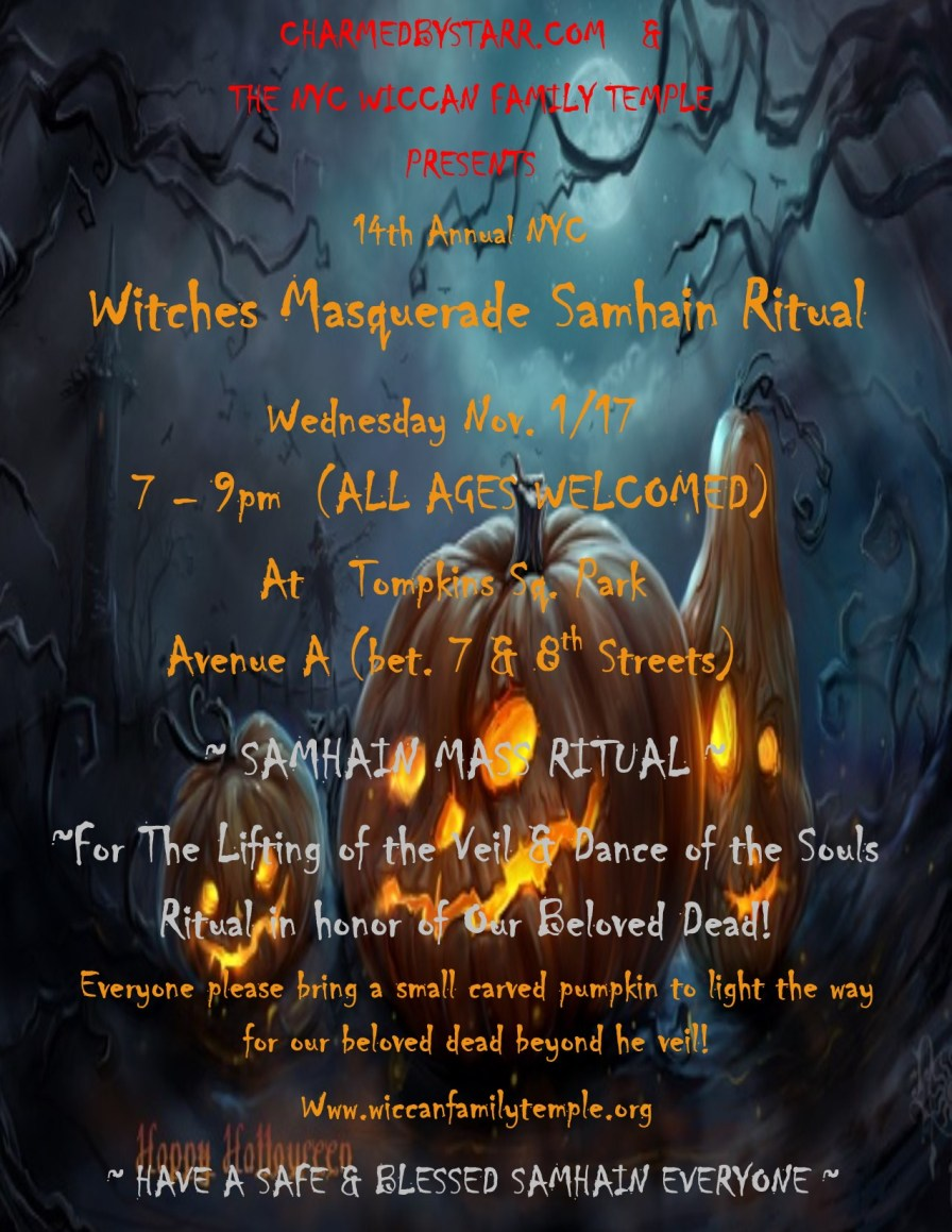Samhain Ritual in Tompkins2