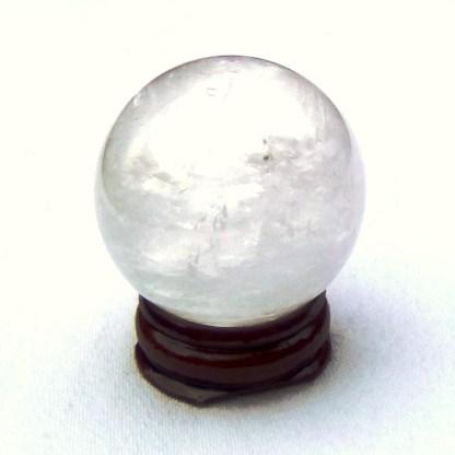 Small Quartz Crystal Ball