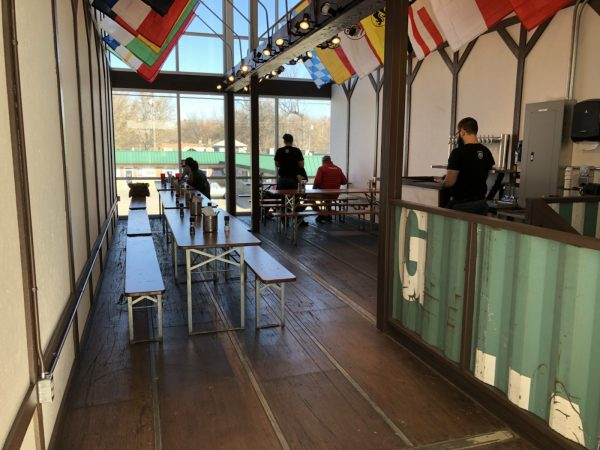 First look at the new German restaurant. Prost | Wichita By E.B.