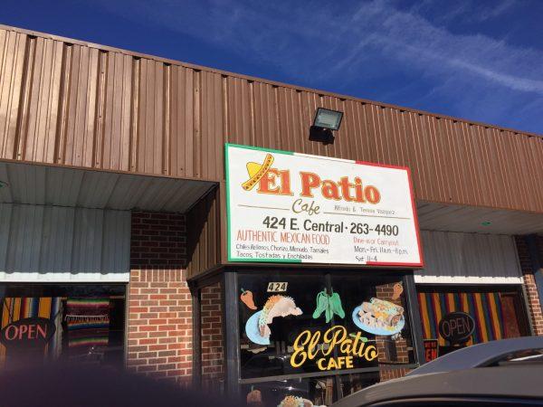 el patio review wichita by e b