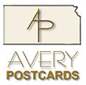 Avery Postcards