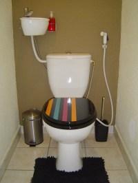 Fotostrecke: die Handbrause fr das WC