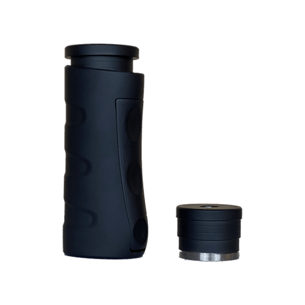 Murdered Out Stainless Steel Siege Mod