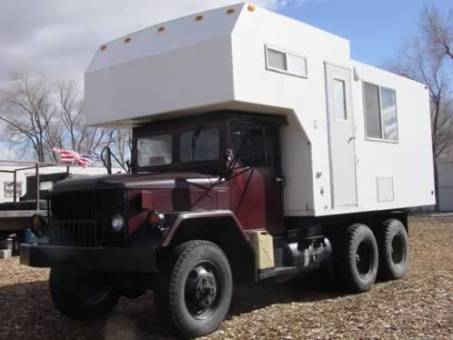 BioDiesel RV Jeep Custom and Cool