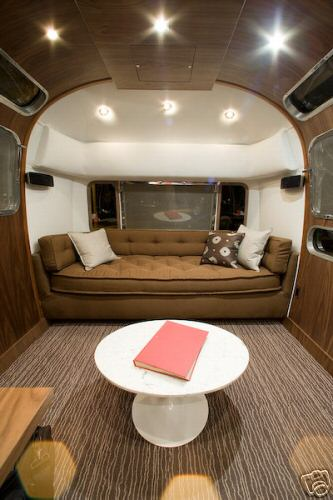 Custom Airstream Trailer RV