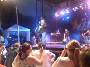John Michael Montgomery at Red, White, and Boom